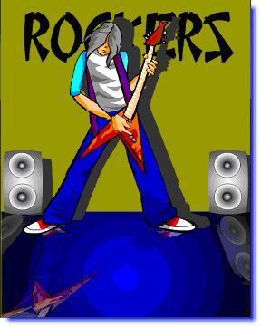 Download 93  Gambar Animasi Kartun Rock  Paling Baru